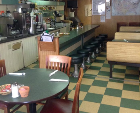 The Busy Bee First Opened In 1944 When Mom And Pop Restaurants Were Common This Small Cozy 49 Seater Is Located Harmar District Right Along